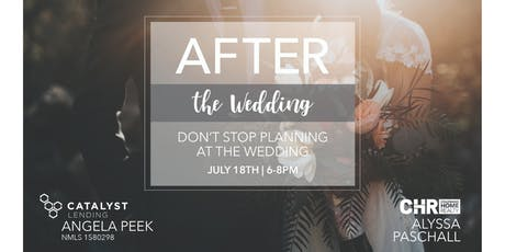 After the Wedding tickets