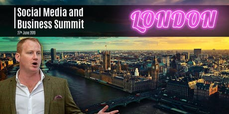 Social Media & Business Summit - London tickets
