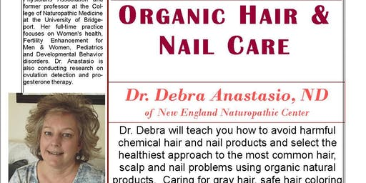 Organic Hair & Nail Care