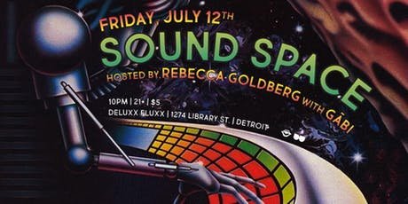 SOUND SPACE 9 at Deluxx Fluxx tickets