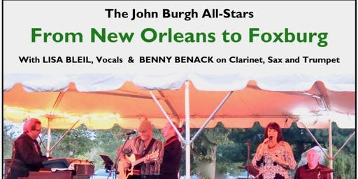 John Burgh All-Stars: From New Orleans to Foxburg, PA!