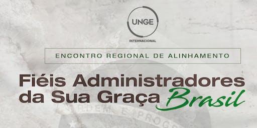 Encontro de Alinhamento Brasil 2019