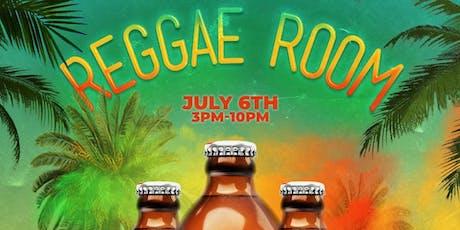 Reggae Room tickets