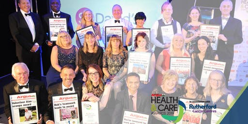 South Wales Argus Health & Care Awards 2019