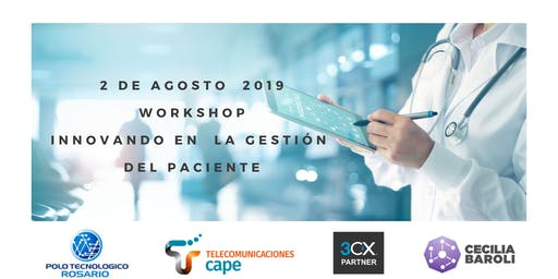 "Workshop ""Innovando en la gestión del paciente"""