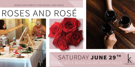 Roses and Rosé tickets