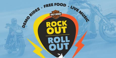 Rock Out, Roll Out Demo Registration: July 20 tickets