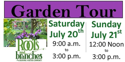 Gardens of West Bend Tour Fundraiser