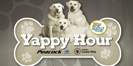July Yappy Hour/Clear The Shelters tickets