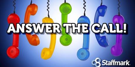 Call Center Hiring Event - Hickory NC tickets