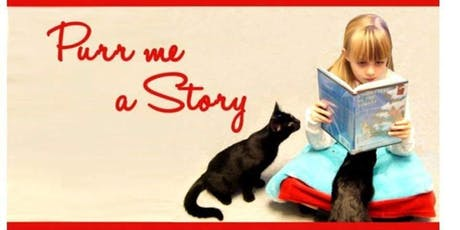 Purr Me a Story - July 2019 tickets