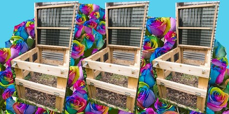 DIY Backyard Compost Box tickets