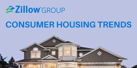 Zillow Group Consumer Housing Trends Report tickets