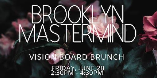 Brooklyn Mastermind Vision Board Brunch
