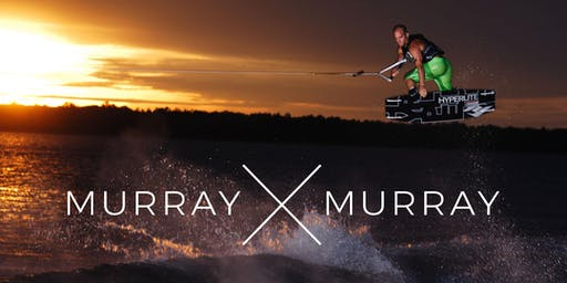 Murray X Murray, Wakeboarding on Lake Murray with Shaun Murray 2019 - August 3 & 4