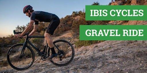 SB Campbell + Ibis Gravel Ride