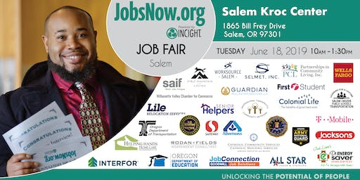 Salem Job Fair-JobsNow.org