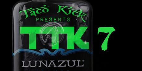 Taco Tequila Kombat Season 7 /Round 2 tickets