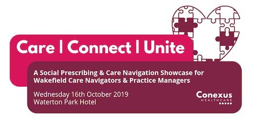 Care   Connect   Unite: A Social Prescribing & Care Navigation Showcase