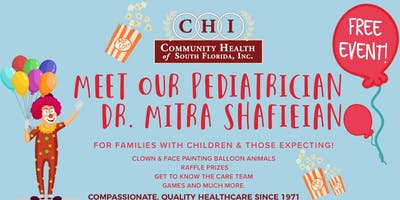 Meet our Pediatrician!