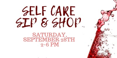 Logistics With Style & Grace Self-Care Sip & Shop