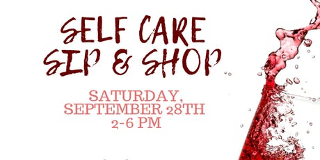 Logistics With Style & Grace Self-Care Sip & Shop tickets