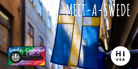 Meet-A-Swede: with Swedish Scouts tickets