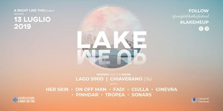 Lake Me Up  tickets