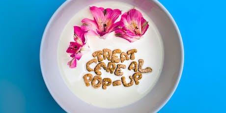 Treat Cereal Pop-Up & Saturday Morning Cartoons tickets