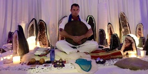 Live Shamanic Sound Healing