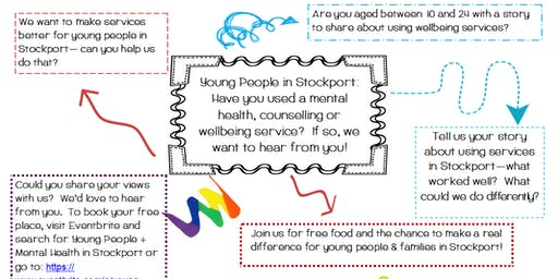 Young People & Mental Health in Stockport