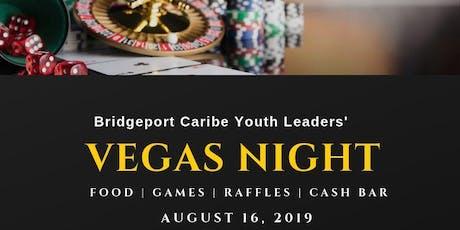 2019 Caribe's Vegas Night  tickets
