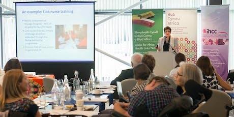 Hub Cymru Africa - Health Shared Learning Event tickets