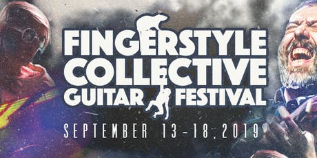 Fingerstyle Collective Guitar Festival Feat. Jon Gomm, Kaki King + More tickets