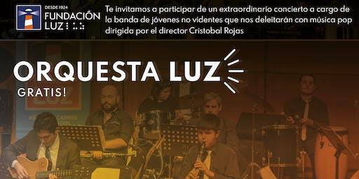 Concierto Orquesta Luz