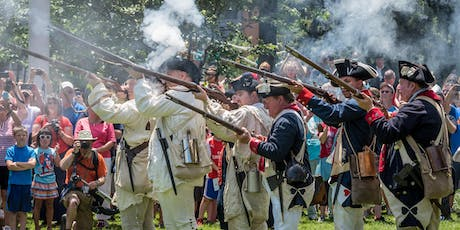 Revolutionary Times-July 4th in Morris County tickets