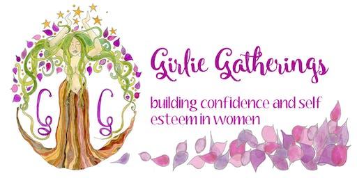 Girlie Gathering - Talk by motivational speaker Kate Grosvenor