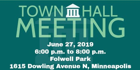 Ward 4 Scattered Sites - Town Hall Meeting on Section 18 tickets