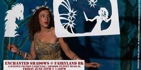 Enchanted Shadows @ Fairyland tickets