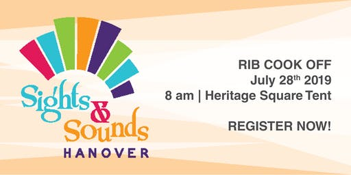 Rib Cook Off Registration - Hanover Sights & Sounds Festival