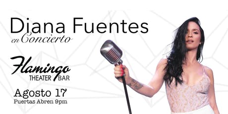 Diana Fuentes en Miami tickets