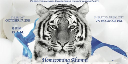 2019 Tennessee State University Alumni Whiteout Party with a Splash of Blue