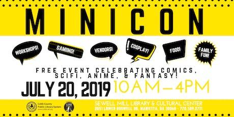 Minicon 2019 tickets