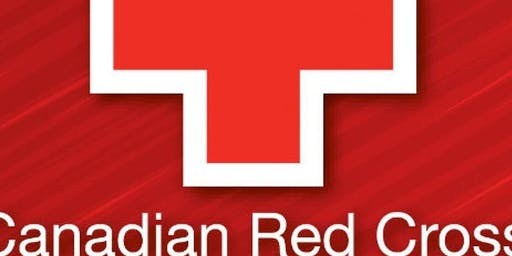 Red Cross FIRST AID And CPR Classes