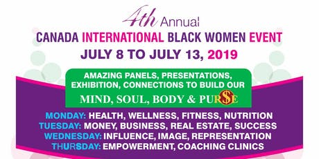 #CIBWE19 - Day 3: Image, Representation, Trailblazing, Support tickets