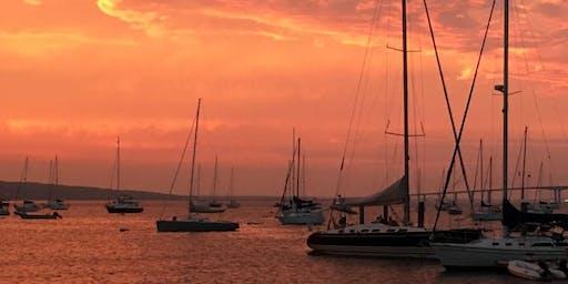 2019 Annual Sunset BBQ at Dutch Harbor