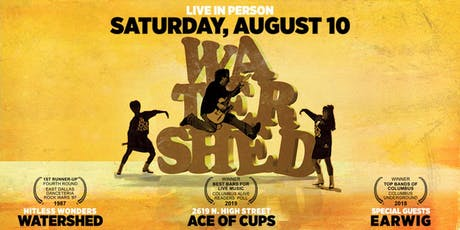 Watershed at Ace of Cups tickets