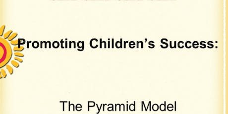 NV TACSEI Pyramid Model Teaching Anger Management and Problem Solving Pyramid Module 2 part 2 tickets