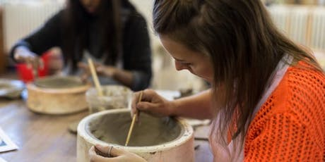 Short Course: Introduction to Ceramics (1 day) tickets