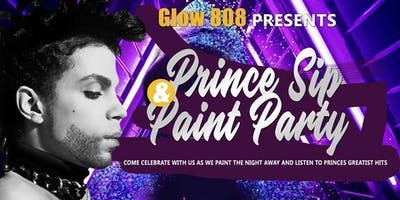 RnB & Paint (Prince Party)